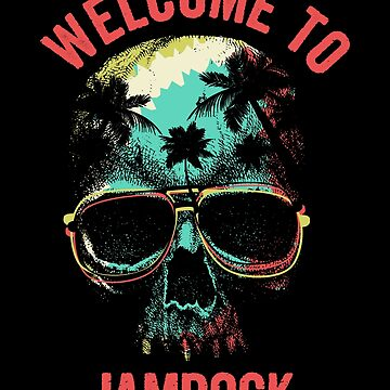Welcome to Jamrock! Jamaican Vacation Gift by MikeMcGreg
