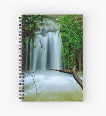 """""""Hidden Roar"""" Spiral Notebook"""