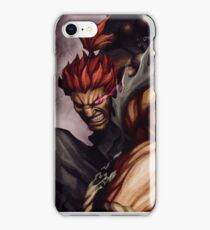 Akuma work From STREET FIGHTER !! iPhone Case/Skin