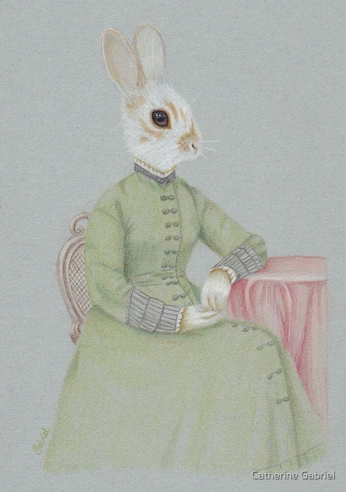 Lady Rabbit by Cat Gabriel