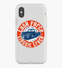 Task Force Apache Classic Truck 1955 - 1959 iPhone-Hülle & Cover