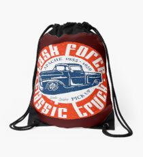 Task Force Apache Classic Truck 1955 - 1959 Drawstring Bag