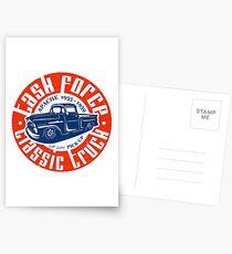 Task Force Apache Classic Truck 1955 - 1959 Postkarten