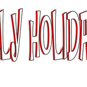 Jolly Holiday by MACK20