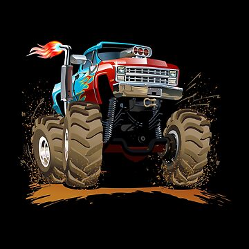 Monster Truck by nolamaddog