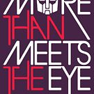 More than Meets the Eye. by ZacCummings