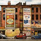 City - New York NY - Elite lunch bar 1938 by Michael Savad