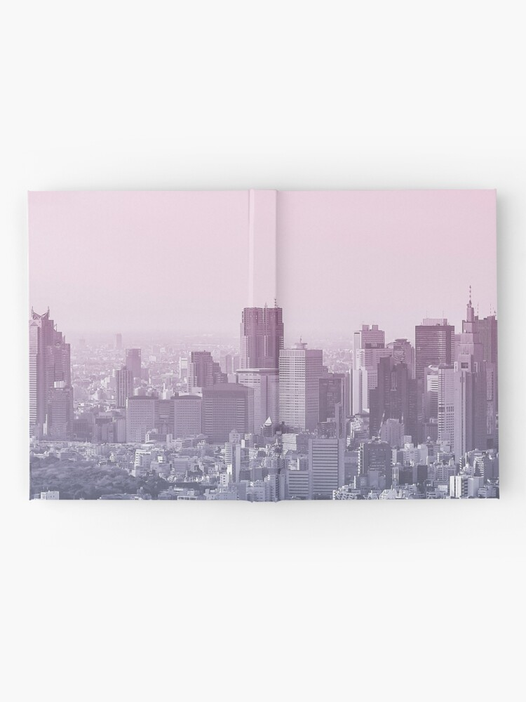 Alternate view of Pink Sky Tokyo Hardcover Journal