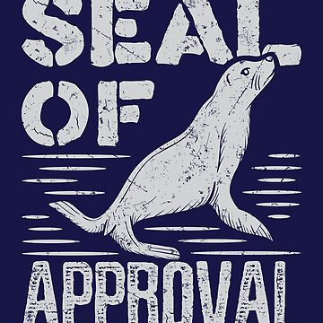 Seal Of Approval Seals by jaygo