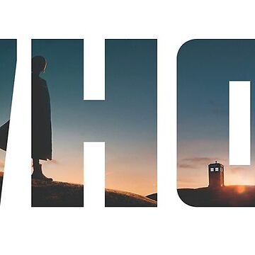 Doctor Who - Who? by srturk