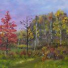 October Twilight by Cynthia Kondrick
