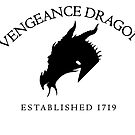 Vengeance Dragon Large Logo (Dark on Light) by CaptainMaiola