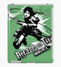 attack on titan tee shirt anime manga  green 2018 top seeling  | japan anime  love iPad Case/Skin