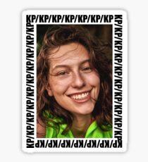 King Princess - KP Sticker