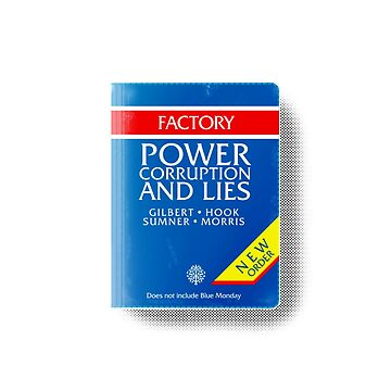 The Record Books - Power Corruption and Lies by SeeGee