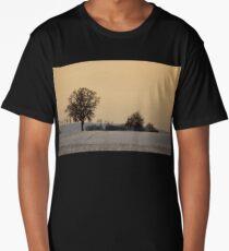 Winter Dusk Long T-Shirt