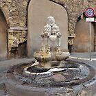 A Roman Drinking Fountain by Fara