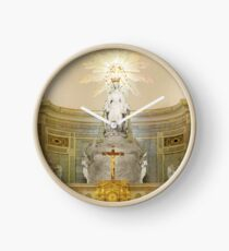 Virgin Mary of Light and Love Clock