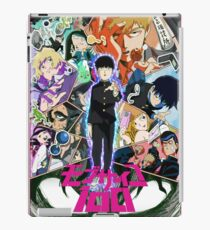 Mob Psycho 100 Anime Graphic iPad Case/Skin
