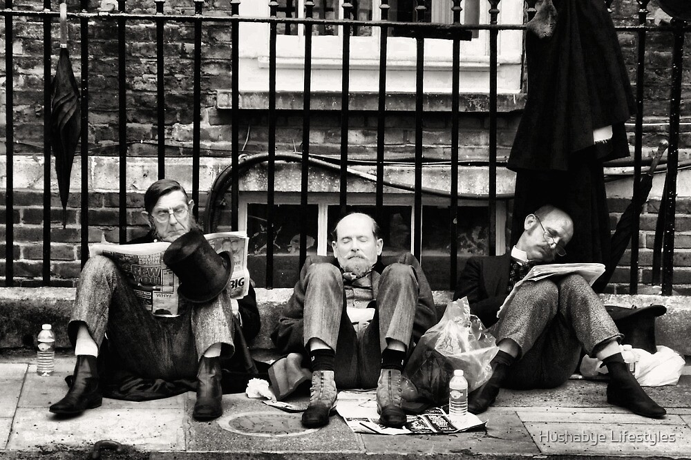 Three Stooges by Hushabye Lifestyles