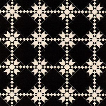 Christmas Pattern Black: Festivus for the rest of us. by AlyinWonderland