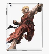 Ken from Street Fighter ! iPad Case/Skin