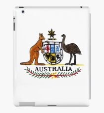 AUSTRALIA Coat of Arms iPad Case/Skin