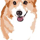«Perro corgi» de bluhak