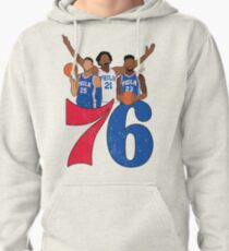 Sixers Pullover Hoodie