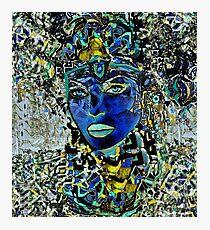 Beautiful Goddess Photographic Print