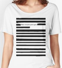 Alternative Facts Women's Relaxed Fit T-Shirt