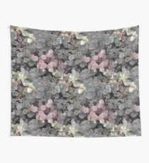 "GEMSTONE PATTERN ""GRAPE AGATE"" Wall Tapestry"