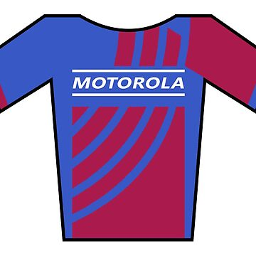 Retro Jerseys Collection - Motorola by ndaqb