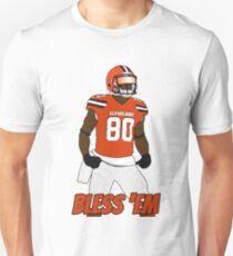 Jarvis Landry Bless  Em Unisex T-Shirt 97482c730