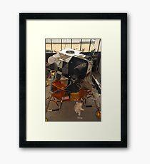 LEM... Apollo 4 Framed Print