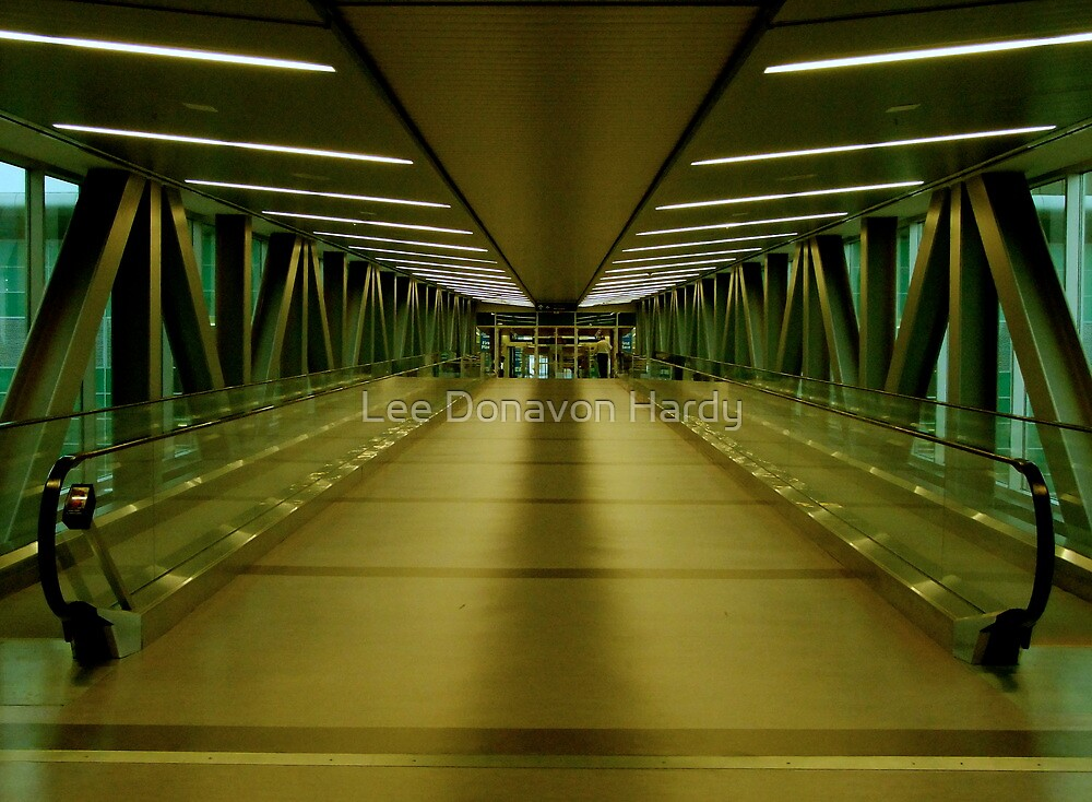 Pedway II by Lee Donavon Hardy