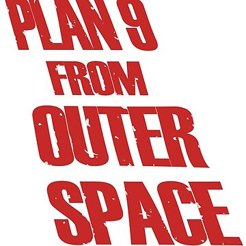 Plan 9 From Outer Space by ccuk66