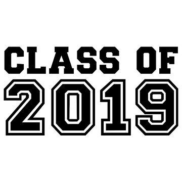 Class of 2019 by Designzz