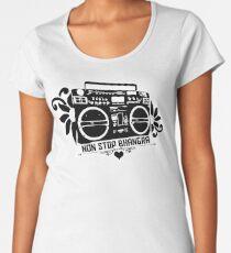 Non Stop Bhangra Boom Box Mens Women's Premium T-Shirt