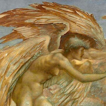 "Edward Burne-Jones ""A Gorgon (a fragment)"" by ALD1"