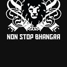 Non Stop Bhangra Logo Mens by Non Stop Bhangra