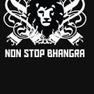 Non Stop Bhangra Logo Womens by Non Stop Bhangra