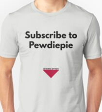 PewDiePie Slim Fit T-Shirt