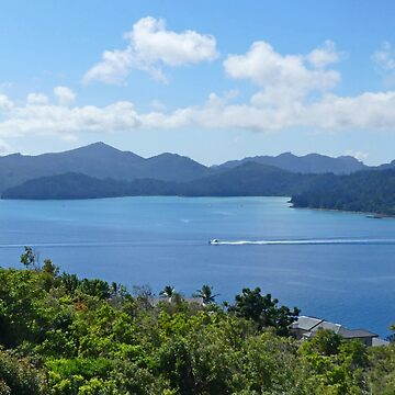 Whitsunday from Hamilton Island by grmahyde