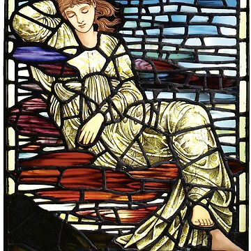 "Edward Burne-Jones ""The evening star""  by ALD1"