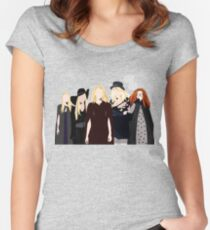 Witches 2.0 Fitted Scoop T-Shirt