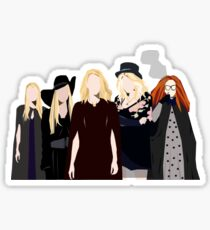 Witches 2.0 Sticker