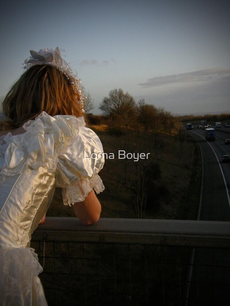 runaway bride 03 by Lorna Boyer