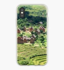an unbelievable Madagascar landscape iPhone Case