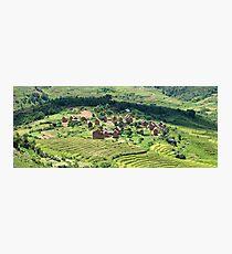 an unbelievable Madagascar landscape Photographic Print